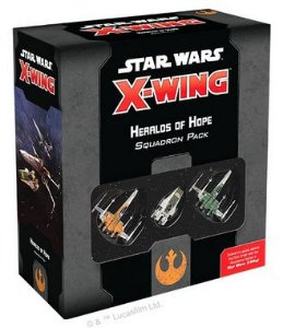 Pedido X-wing - Zeca Baboin
