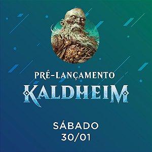 Inscrição Pré Relase Kaldheim 30/01/2021 13h00
