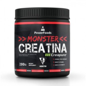 Monster Creatina Creapure – 200g