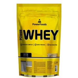 Power Whey – 907g (Refil)