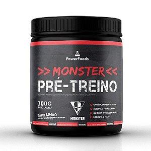 Monster Pré-Treino - 300g