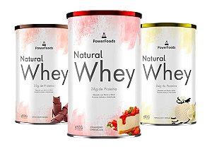 Natural Whey - 450g