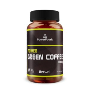 Power Green Coffee – 120 cápsulas