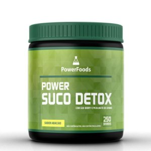 Power Suco Verde - 250g
