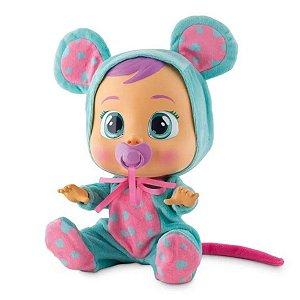 Boneca cry babies lala chora com som e lagrima de verdade