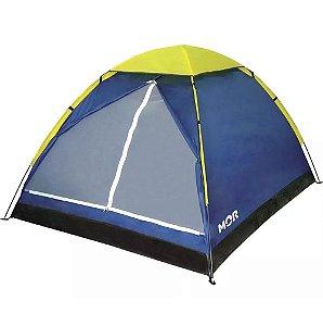 Barraca iglu 4 pessoas camping mor fácil de montar