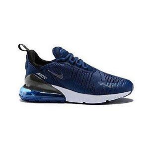 Nike Air Max 270 - Azul e Branco