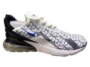 Nike Air Max 270 - Branco e Preto