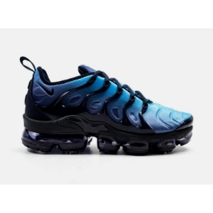 Nike Air VaporMax Plus -  Azul e Preto