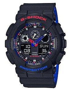 Relógio Casio Masculino Ga-100lt-1adr