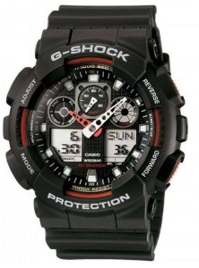 Relógio Masculino Casio G-shock Ga-100/1a4dr