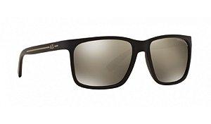 Óculos Armani Exchange - 0AX4041SL Urban Attitude - Matte Brown 80625A/58