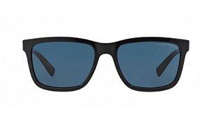 Óculos Armani Exchange - 0AX4045SL Urban Attitude - Glossy Dark Blue 817780/56