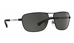 Óculos Empório Armani - 0EA2033 Moder - Black Rubber 309487/64