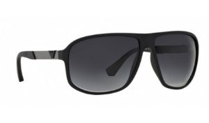 Óculos Empório Armani - 0EA4029 Essential Leasure - Black Rubber 50638G/64