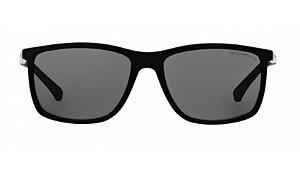 Óculos Empório Armani - 0EA4058 Modern - Black Rubber 506381/58