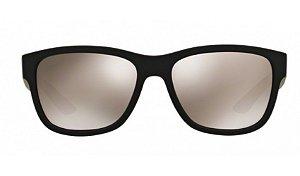 Óculos Prada Linea Rossa - 0PS 03QS - Black Rubber DG01C0/57
