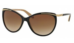 Óculos Ralph Lauren - 0RA5150 Contemporary - Black/Nude 109013/59