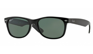 Óculos Ray-Ban - 0RB2132 New WayFarer - Black 901/58/58