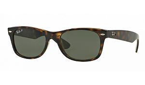 Óculos Ray-Ban - 0RB2132 New WayFarer - Tortoise 902/58/58