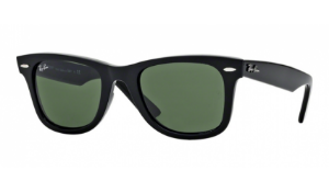 Óculos Ray-Ban - 0RB2140 Wayfarer - Black 901/50