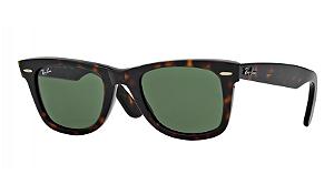 Óculos Ray-Ban - 0RB2140 Wayfarer - Tortoise 902/50
