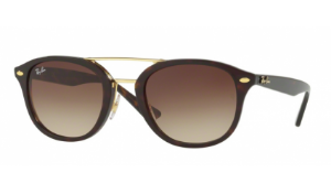 Óculos Ray-Ban - 0RB2183 HighStreet - Top Havana Brown/Havana Brown 122513/53