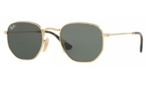 Óculos Ray-Ban - 0RB3548NL Icons - Gold 001/51
