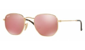 Óculos Ray-Ban - 0RB3548NL Icons - Gold 001/Z2/51