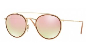 Óculos Ray-Ban - 0RB3647N Icons - Gold 001/7O/51