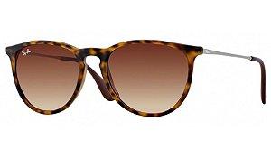 Óculos Ray-Ban - 0RB4171L Erika - Rubber Havana 865/13/54