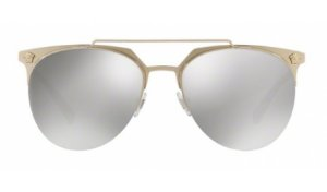 Óculos Versace - 0VE2181 - Pale Gold 12526G/57