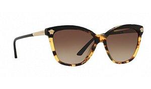 Óculos Versace - 0VE4313 Rock Icons - Black/Havana 517713/57