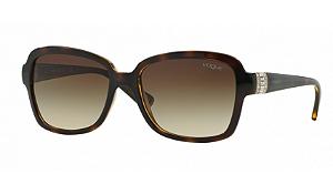 Óculos Vogue - 0VO2942SB Timeless - Dark Havana W65613/55