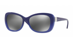Óculos Vogue - 0VO2943SB Timeless - Opal Blue Gradient Blue 25596G/55