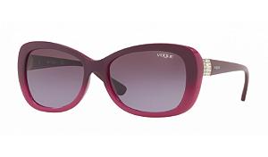 Óculos Vogue - 0VO2943SB Timeless - Opal Violet Gradient Violet 25578H/55