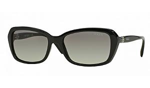 Óculos Vogue - 0VO2964SB Timeless - Black W44/11/55