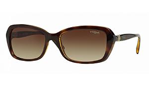 Óculos Vogue - 0VO2964SB Timeless - Havana W65613/55