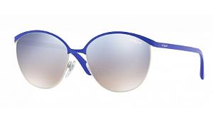 Óculos Vogue - 0VO4010S In Vogue - Pastel Blue 50547B/57