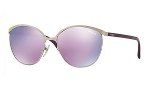 Óculos Vogue - 0VO4010S In Vogue - Silver 323/5R/57