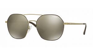 Óculos Vogue - 0VO4022S In Vogue - Matte Brown/Pale Gold 50215A/55