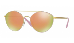 Óculos Vogue - 0VO4023S In Vogue - Matte Pink/Gold 50245R/56