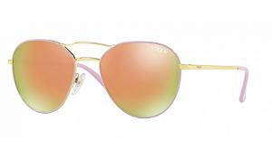 Óculos Vogue - 0VO4060S In Vogue - Gold/Pink 50245R/54