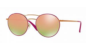 Óculos Vogue - 0VO4061S In Vogue - Copper/Fuxia 50534Z/52