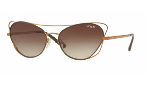 Óculos Vogue - 0VO4070S In Vogue - Copper/Brown 502113/57
