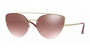 Óculos Vogue - 0VO4074S Casual Chic - Matte Pale Gold 848/H8/57