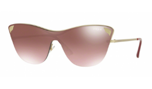 Óculos Vogue - 0VO4079S Casual Chic - Matte Pale Gold 848/H8/39