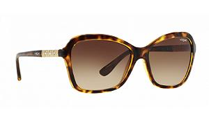 Óculos Vogue - 0VO5021BL Casual Chic - Glossy Havana W65613/57