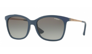 Óculos Vogue - 0VO5044SL Casual Chic - Glossy Blue 241611/55
