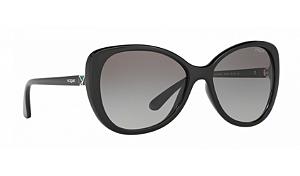 Óculos Vogue - 0VO5079SL Casual Chic - Glossy Black W44/11/57